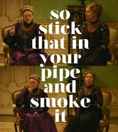 DA Lady Violet ism