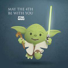 Happy Star Wars Day! -Jerrod Maruyama