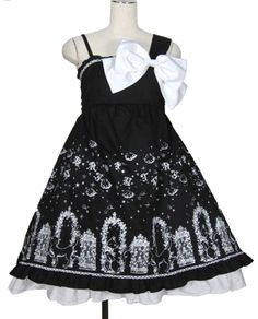 Putumayo » Jumper Skirt » Garden Cat OP Girl Doll Clothes, Girl Dolls, Magical Girl, Lolita Fashion, Alternative Fashion, American Girl, Jumper, Style Inspiration, Summer Dresses