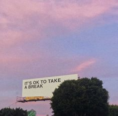 It's OK to take a break. Mood Quotes, Positive Quotes, Motivational Quotes, Inspirational Quotes, Care Quotes, Happy Quotes, Pretty Words, Beautiful Words, Motivation Letter