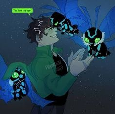 I just realized ben and his babies have the same eye color. I AM fuCKING DEceaSED. Also I HC some of them are fluffy like lunar moths. Ben canonly gave birth via big chill in alien force episode 17 Save the last dance! Ben 10 Omniverse, Cartoon Network, Aliens, Dragon Rey, Ben 10 Comics, Character Art, Character Design, Generator Rex, Ben Tennyson