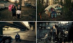 One photographer takes an unflinching look at poverty in the US #DailyMail | These are some of the stories. See the rest @ http://www.twodaysnewstand.com/mail-onlinecom.html or Video's @ http://www.dailymail.co.uk/video/index.html And @ https://plus.google.com/collection/wz4UXB