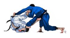 Brazilian Jiu-Jitsu (BJJ) is a martial art that focuses on grappling and ground fighting. /r/bjj is for discussing BJJ training, techniques, news,. Fighting Drawing, Art Of Fighting, Aikido, Material Arts, Karate, Kung Fu, Judo Moves, Bjj Memes, Fighting Poses
