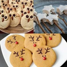 Pop Culture And Fashion Magic: 15 easy DIY ideas for adorable Christmas treats (food)