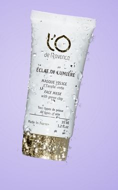 Eclat de Lumière, Perfection Line, L'Ô de Provence #Skincare Green Clay, Provence, France, How To Make, Provence France