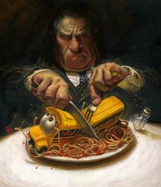 ILLUSTRATION ART: THOMAS FLUHARTY