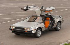 Back To The Future, Future Car, Police Cars, Race Cars, Dmc Delorean, Bttf, Car Crash, Car Engine, Dark Side