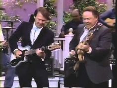 Glen Campbell & Roy Clark Play 'Ghost Riders in the Sky'