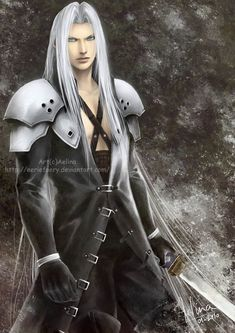 sephiroth the general - Поиск в Google