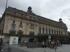 Musée d'Orsay #france #paris #travel #museums #art #museedorsay