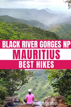Did you know that one of the best places for hiking in Mauritius is the Black River Gorges National Park? Click now to read this guide for the best hikes in Black River Gorges NP, featuring waterfalls, mountains, and viewpoints! If you're dreaming about mountain travel in Mauritius, this is the guide for you!