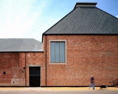 Aldeburgh Music / Haworth Tompkins © Philip Vile