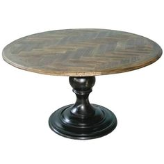 Errol Flynn Dining Table | Regina Andrews | Vielle and Frances for luxury home furniture and accessories