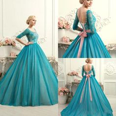 I found some amazing stuff, open it to learn more! Don't wait:http://m.dhgate.com/product/modest-teal-quinceanera-dresses-square-neck/389522035.html