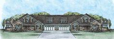 Francés-estilo casa de campo Planes - 8996 pies cuadrados de construcción Home, de 2 pisos, 8 dormitorios y 8 3 cuartos de baño, garaje 8 puestos por planes de vivienda del monstruo - Plan de 10 a 1380