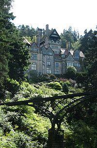 Cragside House.  Northumberland. UK