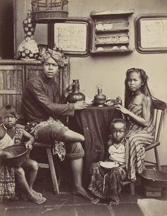 Java - Woodbury & Page C. 1850-60