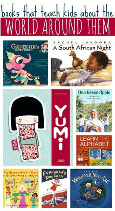 great list of multicultural books for kids