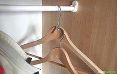 Brauchst du mehr Platz im Kleiderschrank? Oder willst du deine Bügel besser…