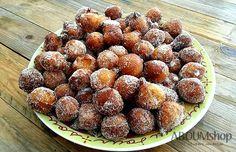 #recetasdulces #postrescaseros #buñuelosdeviento por Iris Rumeu...¡deliciosos #dulcesdepascua! #blogscharhadas