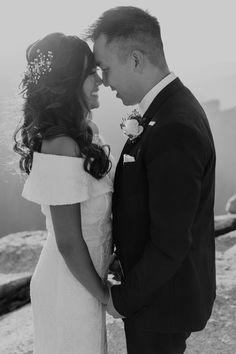 glacierpointelopement yosemitewedding yosemiteelopementphotographer yosemiteweddingphotographer Elope Wedding, Wedding Ceremony, Wedding Dresses, Got Married, Getting Married, Taft Point, Glacier Point, Yosemite Wedding, Sunset Photos