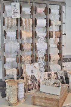Inspiration i vitt office studio art craft work space