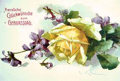 Carte de Catharina Klein - Cartes d'anniversaire