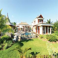Heritage Resorts: Luxury of Total Independence and Privacy in a Villa
