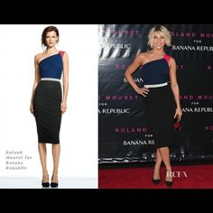 Roland Mouret for Banana Republic Dress Worn only once! Does not include belt. Banana Republic Dresses