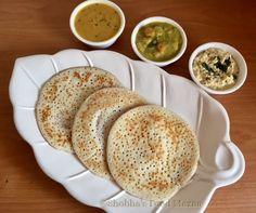 Shobha's Food Mazaa: POHA DOSA / ATUKULA DOSA / AVAL DOSA