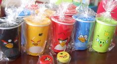 Free Angry Birds party printables