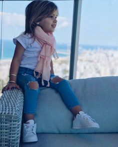 Baby outfits stylish 56 ideas for 2019 Baby Outfits, Little Girl Outfits, Cute Outfits For Kids, Little Girl Fashion, Fall Baby Clothes, Stylish Baby Clothes, Cool Kids Clothes, Toddler Girl Style, Toddler Girl Outfits