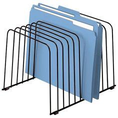 "Fellowes 72112 Desktop Organizer, 11 Sections, Wire, 9"" x... https://www.amazon.com/dp/B00004YMY5/ref=cm_sw_r_pi_dp_x_DwS6xbKE808VQ"