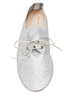 more glittery oxford-y type shoes