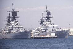 Navy Base San Diego, CA