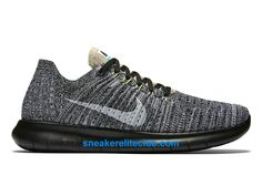 quite nice b5754 188c5 Nike Free RN Motion Flyknit Prix - Chaussures De Running Pas Cher Pour Homme  Noir Bleu rayonnant Hyper cocktail Blanc 831069 004-831069 004 - Chaussure  Nike ...