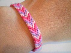 chevron friendship bracelet $7