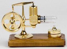 Тест: Двигатель Стирлинга - http://amsrus.ru/2015/02/05/test-dvigatel-stirlinga/