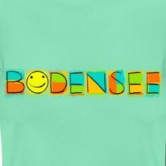 Bodensee Urlaubsglück t-shirt