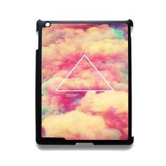 Hipster Triangle TATUM-5291 Apple Phonecase Cover For Ipad 2/3/4, Ipad Mini 2/3/4, Ipad Air, Ipad Air 2
