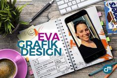 """Willkommen im Team! Was Eva gern an ihrer Arbeit mag: """"Gutes Webdesign vereint für mich v.a. zwei Dinge: zum einen ein ansprechendes Design, das zeitgleich emotional berührt. Zum anderen eine intuitive Nutzerführung, bei der das Weiterklicken von Anfang an Sinn und Spaß macht."""""""