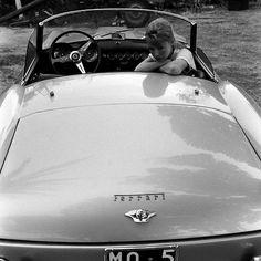 The car & the girl