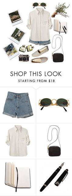 """Untitled #229"" by sweetlikecinnamonnn ❤ liked on Polyvore featuring PèPè, Jean-Paul Gaultier, rag & bone, Garance Doré, The Row and Elite"