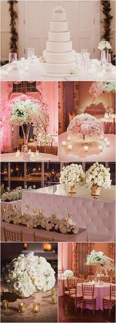 Featured Photographer: Shaun Menary Photography; ballroom wedding reception