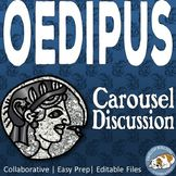 Oedipus Pre-reading Carousel Discussion