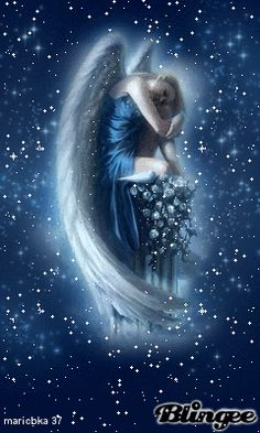 Angel ~ listen for their whispers Fairy Pictures, Angel Pictures, Angels Among Us, Angels And Demons, Angel Gif, I Believe In Angels, Beautiful Fairies, Angels In Heaven, Mystique