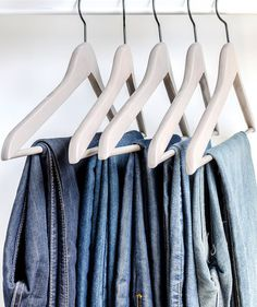 Arrange Folded Items | It's time to tackle your messy, cluttered closet. Here, we show you how to do it one day at a time.