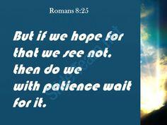 romans 8 25 we wait for it patiently powerpoint church sermon Slide05  http://www.slideteam.net/