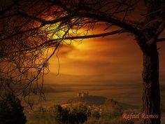 Castillo de La Calahorra Granada by Rafael Ramos Fenoy, via 500px