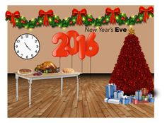 """""""Happy new years eve"""" by christina-cookie ❤ liked on Polyvore featuring Boraam"""